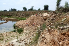 Marianna Quarry (Fossil Hunting)